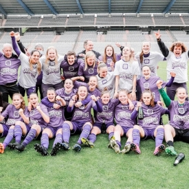 Embedded thumbnail for Superleague: RSCA Women 2-0 OHL