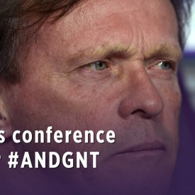 Embedded thumbnail for Press conference after #ANDGNT
