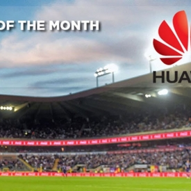 Embedded thumbnail for Choisis ton Huawei Goal of the Month!