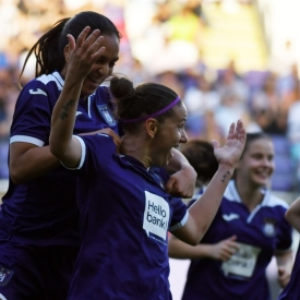 Embedded thumbnail for Belle victoire des RSCA Women contre le PAOK
