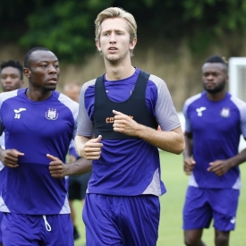 Embedded thumbnail for Laatste training voor AFC Ajax- RSCA