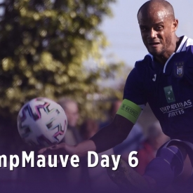 Embedded thumbnail for #CampMauve Day 6