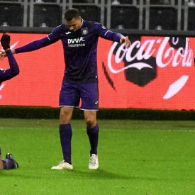 Embedded thumbnail for Highlights: RSC Anderlecht - Beerschot