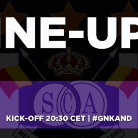 Embedded thumbnail for KRC Genk - RSCA: starting line-up!