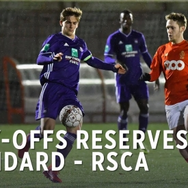 Embedded thumbnail for Play-offs Reserves 1A: Standard 3-0 RSCA