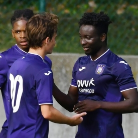 Embedded thumbnail for U21 League: RSCA 4-0 Eupen