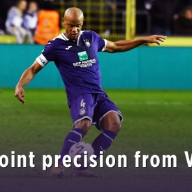 Embedded thumbnail for Pinpoint precision from Vincent Kompany!