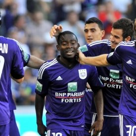 Embedded thumbnail for RSCA Retro: KAA Gent maakt kennis met Acheampong (2013)