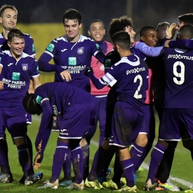 Embedded thumbnail for U21 League | RSCA 1-0 KRC Genk