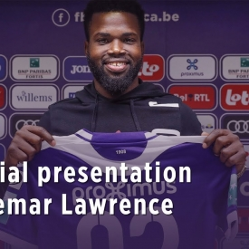 Embedded thumbnail for Official presentation of Kemar Lawrence