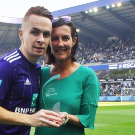 Embedded thumbnail for Trebel est votre Proximus Player of the Season!