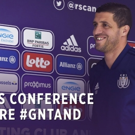 Embedded thumbnail for Conférence de presse avant #GNTAND