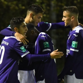 Embedded thumbnail for U21 League | RSCA 4-1 STVV