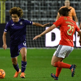 Embedded thumbnail for UWCL : RSCA 1-2 Benfica
