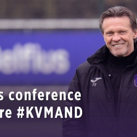 Embedded thumbnail for Frank Vercauteren before #KVMAND