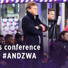 Embedded thumbnail for Persconferentie na #ANDZWA