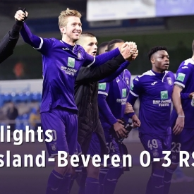 Embedded thumbnail for Waasland-Beveren 0-3 RSCA