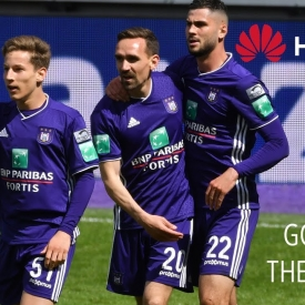 Embedded thumbnail for Jullie Huawei Goal of the Month!