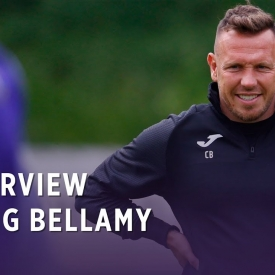 Embedded thumbnail for Craig Bellamy about his first months at RSCA