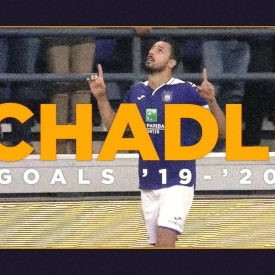 Embedded thumbnail for Nacer Chadli's goals '19-'20