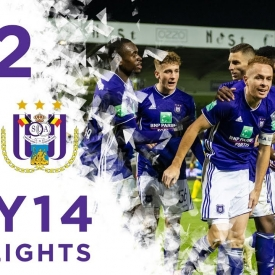 Embedded thumbnail for Waasland-Beveren 1-2 RSCA