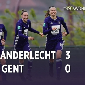 Embedded thumbnail for Superleague Play-offs: RSCA 3-0 KAA Gent
