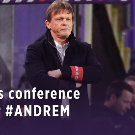 Embedded thumbnail for Persconferentie na #ANDREM