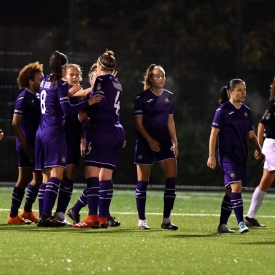Embedded thumbnail for Super League: RSCA Women 9-0 Eendracht Aalst