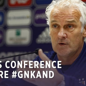 Embedded thumbnail for Persconferentie voor #GNKAND