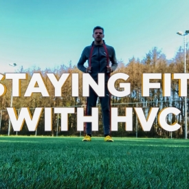 Embedded thumbnail for Stay fit with HVC
