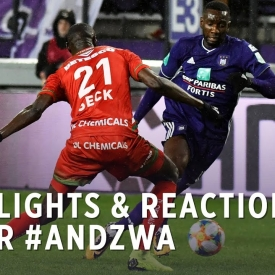 Embedded thumbnail for Samenvatting en reacties na #ANDZWA