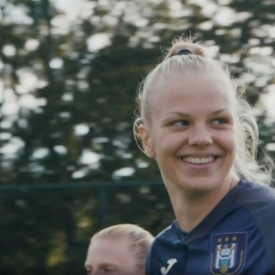 Embedded thumbnail for More women in football