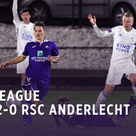Embedded thumbnail for Winning streak RSCA U21 comes to an end