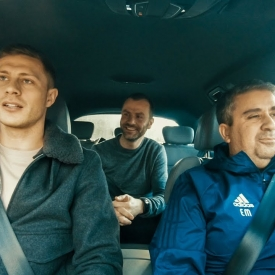 Embedded thumbnail for Allianz Bonus Drive: James en Mousa over hun rijgedrag