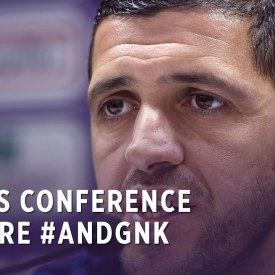 Embedded thumbnail for Conférence de presse avant #ANDGNK