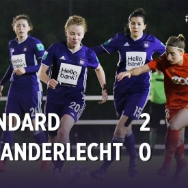 Embedded thumbnail for Superleague Playoffs: Standard 2-0 RSCA