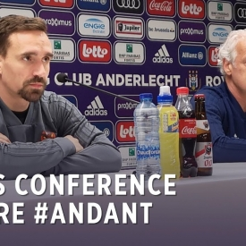 Embedded thumbnail for Persconferentie voor #ANDANT