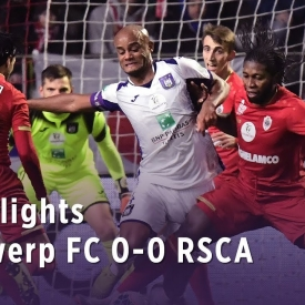 Embedded thumbnail for Antwerp FC 0-0 RSCA