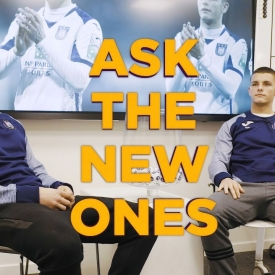 Embedded thumbnail for Ask the new ones | Marko Pjaca & Dejan Joveljić