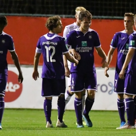 Embedded thumbnail for De U21 verslaan Beerschot in de beker