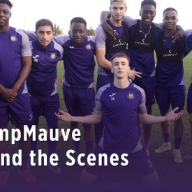 Embedded thumbnail for #CampMauve - Behind the scenes with Alexis