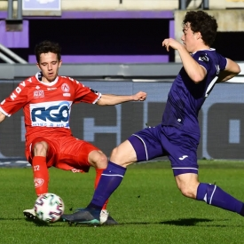 Embedded thumbnail for Highlights: RSC Anderlecht - KV Kortrijk