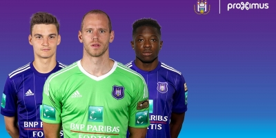 Embedded thumbnail for Proximus Player of the Month - December 2017