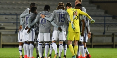 Embedded thumbnail for U21 CUP : RSCA 5-2 Charleroi