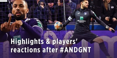 Embedded thumbnail for Highlights & players' reactions after #ANDGNT