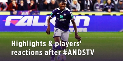Embedded thumbnail for Highlights & players' reactions after #ANDSTV