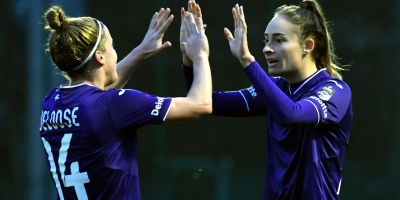 Embedded thumbnail for Superleague: Standard de Liège 0-5 RSCA Women