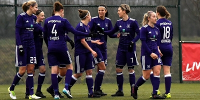 Embedded thumbnail for Ladies : RSCA-USG Tertre Hautrage 6-0