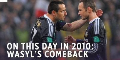 Embedded thumbnail for On this day in 2010: Wasyl's comeback