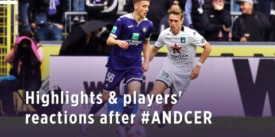 Embedded thumbnail for Highlights & players' reactions after #ANDCER